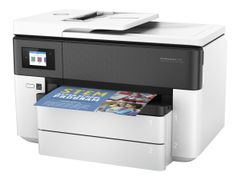 HP Officejet Pro 7730 Wide Format All-in-One - Multifunksjonsskriver - farge - ink-jet - 216 x 356 mm (original) - A3 (medie) - opp til 34 spm (kopiering) - opp til 34 spm (trykking) - 250 ark - 33.6 kbp