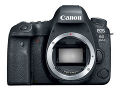 Canon EOS 6D Mark II - Digitalkamera - SLR - 26.2 MP - Full Frame - 1080 p / 60 fps - kun hus - Wi-Fi, NFC, Bluetooth