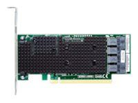 Lenovo ThinkSystem 1610-4P NVMe Switch Adapter - Diskkontroller - PCIe 3.0 - PCIe 3.0 x16