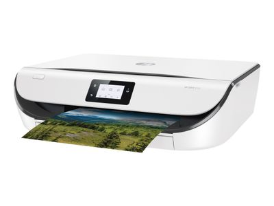 HP Envy 5032 All-in-One - Multifunksjonsskriver - farge - ink-jet - Letter A (216 x 279 mm)/A4 (210 x 297 mm) (original) - A4/Legal (medie) - opp til 8 spm (kopiering) - opp til 20 spm (trykking) - 100 a (M2U94B#BHC)