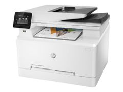 HP Color LaserJet Pro MFP M281fdw - Multifunksjonsskriver - farge - laser - Legal (216 x 356 mm) (original) - A4/Legal (medie) - opp til 21 spm (kopiering) - opp til 21 spm (trykking) - 250 ark - 33.6 kb