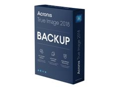 ACRONIS True Image Advanced - Abonnementslisens (1 år) - 5 datamaskiner, 250 GB skylagringskapasitet - Win, Mac, Android, iOS