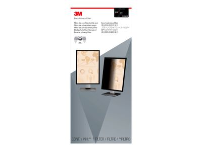 "3M personvernfilter for 25"" widescreen - personvernfilter for skjerm - 25"" bred (PF250W9P)"