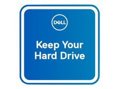 DELL 3Y KYHD [3Y Keep Your Hard Drive] - Utvidet serviceavtale - ingen drevretur (for kun harddisker) - 3 år - for Latitude 5289 2-In-1