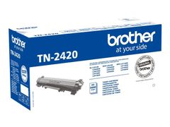 Brother TN2420 - Høy ytelse - svart - original - tonerpatron