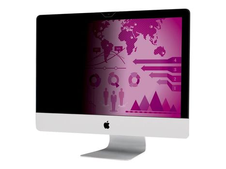 """3M High Clarity Privacy Filter for 27"""" Apple iMac personvernfilter for skjerm (98044065476)"""