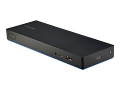 HP USB-C Dock G4 - Dokkingstasjon - USB-C - GigE - 90 watt - EU - for Chromebook 11 G7, 14A G5; Chromebook x360; EliteBook x360; ProBook 430 G6, 450 G6, 640 G5