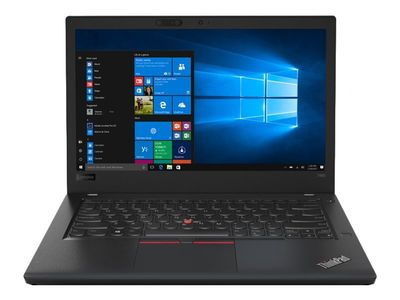 "Lenovo ThinkPad T480 20L6 - Core i5 8250U / 1.6 GHz - Win 10 Pro 64-bit - 8 GB RAM - 256 GB SSD TCG Opal Encryption 2, NVMe - 14"" IPS 1920 x 1080 (Full HD) - UHD Graphics 620 - Wi-Fi, Bluetooth - svart - kbd (20L60034MX)"
