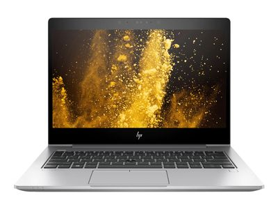 "HP EliteBook 830 G5 - Core i5 8250U / 1.6 GHz - Win 10 Pro 64-bit - 8 GB RAM - 512 GB SSD NVMe, TLC - 13.3"" IPS 1920 x 1080 (Full HD) - UHD Graphics 620 - Wi-Fi, Bluetooth - kbd: Norsk (5SS11EA#ABN)"