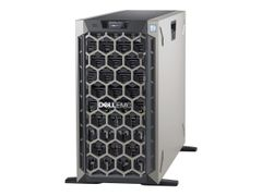 DELL EMC PowerEdge T640 - Server - tower - 5U - toveis - 1 x Xeon Silver 4110 / 2.1 GHz - RAM 16 GB - SAS - hot-swap 2.5