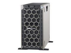 DELL EMC PowerEdge T440 - Server - tower - 5U - toveis - 1 x Xeon Silver 4110 / 2.1 GHz - RAM 16 GB - SAS - hot-swap 2.5