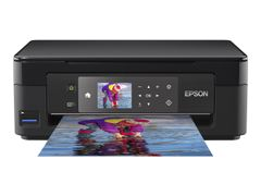 Epson Expression Home XP-452 - Multifunksjonsskriver - farge - ink-jet - A4/Legal (medie) - opp til 33 spm (trykking) - 100 ark - USB, Wi-Fi - svart
