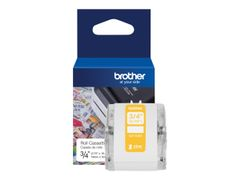 Brother CZ-1003 - Rull (1,9 cm x 5 m) 1 rull(er) sammenhengende etiketter - for Brother VC-500W