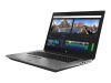 "HP ZBook 17 G5 Mobile Workstation - Core i7 8750H / 2.2 GHz - Win 10 Pro 64-bit - 8 GB RAM - 256 GB SSD NVMe, TLC - 17.3"" IPS 1920 x 1080 (Full HD) - Quadro P2000 / UHD Graphics 630 - Wi-Fi, Bluetooth -  (2ZC44EA#ABN)"