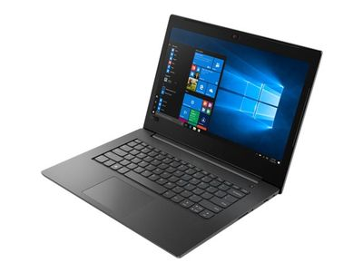 "Lenovo V130-14IKB 81HQ - Core i3 7020U / 2.3 GHz - Win 10 Pro 64-bit - 8 GB RAM - 256 GB SSD - 14"" 1920 x 1080 (Full HD) - HD Graphics 620 - Wi-Fi, Bluetooth - jerngrå - kbd: Nordic (81HQ00DMMX)"