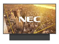 NEC SP-AS - Lydplanke - for monitor - 40 watt - for MultiSync C431, C501, C551