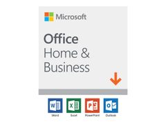 Microsoft Office Home and Business 2019 - Lisens - 1 PC/Mac - Nedlasting - ESD - National Retail, Click-to-Run - Win, Mac - All Languages - Eurosone