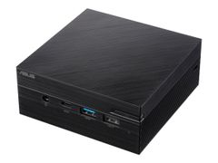 ASUS Mini PC PN40 BB015MV - Barebone - mini-PC - 1 x Celeron J4005 - UHD Graphics 600 - GigE - WLAN: Bluetooth 4.0, 802.11ac