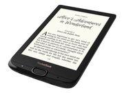"""POCKETBOOK Basic Lux 2 - eBook-leser - 8 GB - 6"""" (PB616W-H-WW)"""