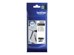 Brother LC3237BK - Svart - original - blekkpatron - for Brother HL-J6000DW, HL-J6100DW, MFC-J5945DW, MFC-J6945DW, MFC-J6947DW