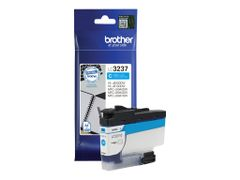 Brother LC3237C - Cyan - original - blekkpatron - for Brother HL-J6000DW, HL-J6100DW, MFC-J5945DW, MFC-J6945DW, MFC-J6947DW