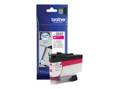 Brother LC3237M - Magenta - original - blekkpatron - for Brother HL-J6000DW, HL-J6100DW, MFC-J5945DW, MFC-J6945DW, MFC-J6947DW