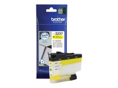 Brother LC3237Y - Gul - original - blekkpatron - for Brother HL-J6000DW, HL-J6100DW, MFC-J5945DW, MFC-J6945DW, MFC-J6947DW