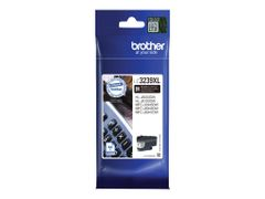 Brother LC3239XLBK - Høy ytelse - svart - original - blekkpatron - for Brother HL-J6000DW, HL-J6100DW, MFC-J5945DW, MFC-J6945DW, MFC-J6947DW