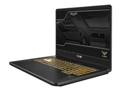 ASUS TUF Gaming FX705GE EW096T - Core i7 8750H / 2.2 GHz - Windows 10 Home - 8 GB RAM - 128 GB SSD + 1 TB HDD - 17.3