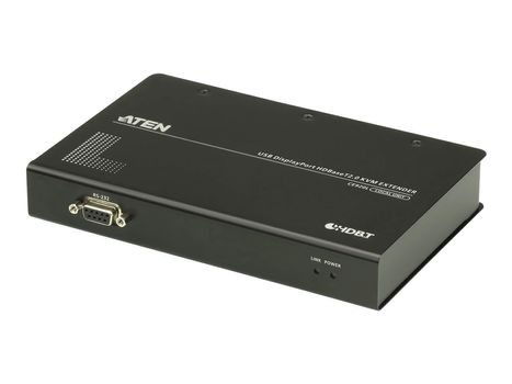 ATEN CE920L Local Unit - KVM / audio / serial / USB / network extender - HDBaseT 2.0 (CE920L-AT-G)