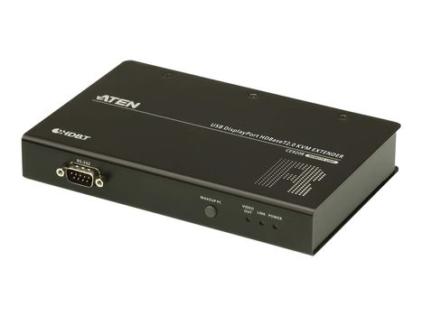 ATEN CE920R Remote Unit - KVM / audio / serial / USB / network extender - HDBaseT 2.0 (CE920R-AT-G)