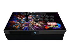 Razer Panthera MARVEL VS. CAPCOM: INFINITE EDITION - Spillehallspinne - 10 knapper - kablet - for Sony PlayStation 4