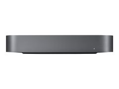 Apple Mac mini - DTS - 1 x Core i3 3.6 GHz - RAM 8 GB - SSD 128 GB - UHD Graphics 630 - GigE, Bluetooth 5.0 - WLAN: 802.11a/b/g/n/ac, Bluetooth 5.0 - Apple macOS Mojave 10.14 - monitor: ingen - tastatur: No