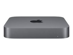 Apple Mac mini - DTS - 1 x Core i5 3 GHz - RAM 8 GB - SSD 256 GB - UHD Graphics 630 - GigE, Bluetooth 5.0 - WLAN: 802.11a/b/g/n/ac, Bluetooth 5.0 - Apple macOS Mojave 10.14 - monitor: ingen