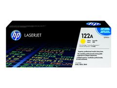 HP 122A - Gul - original - LaserJet - tonerpatron (Q3962A) - for Color LaserJet 2550L, 2550Ln, 2550n, 2820, 2830, 2840