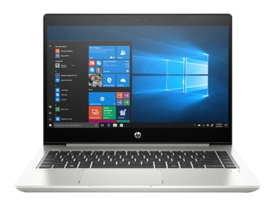 "HP ProBook 440 G6 - Core i5 8265U / 1.6 GHz - Win 10 Pro 64-bit - 8 GB RAM - 256 GB SSD NVMe, TLC, HP Value - 14"" 1920 x 1080 (Full HD) - UHD Graphics 620 - Wi-Fi, Bluetooth - kbd: Pan Nordic (6EC00EA#UUW)"