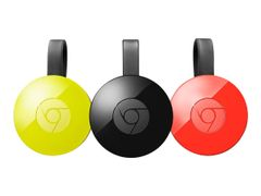 Google Chromecast 2 - Digital multimediemottaker - Korall
