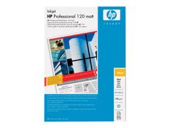 HP Superior Inkjet Paper 180 - A4 (210 x 297 mm) - 180 g/m² - 100 ark vanlig papir - for Officejet 6000 E609, 6500, 6500 E709; Officejet Pro 8000, 8500, 8500 A909, K8600