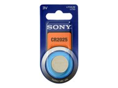 Sony CR-2025 - Batteri CR2025 - Li - 160 mAh