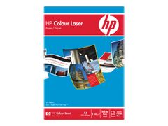 HP Color Laser Paper - A4 (210 x 297 mm) - 120 g/m² - 250 stk vanlig papir - for Color LaserJet Pro MFP M277; LaserJet Enterprise 600 M601, 600 M602; LaserJet Pro 400 M401