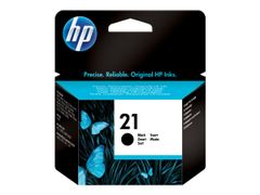 HP 21 - 5 ml - svart - original - blekkpatron - for Deskjet F2149, F2179, F2185, F2210, F2224, F2240, F2288, F2290, F375; Officejet 43XX