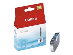 Canon CLI-8PC - Fotocyan - original - blekkbeholder - for PIXMA iP6600D, iP6700D, MP950, MP960, MP970, Pro9000, Pro9000 Mark II