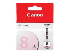 Canon CLI-8PM - Fotomagenta - original - blekkbeholder - for PIXMA iP6600D, iP6700D, MP950, MP960, MP970, Pro9000, Pro9000 Mark II