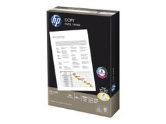 HP Copy Paper - A4 (210 x 297 mm) - 80 g/m² - 500 stk papir - for Envy 50XX, 7645; LaserJet Pro M102, MFP M26, MFP M427; Officejet 52XX, 6000 E609, 7500