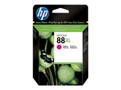 HP 88XL - 17.1 ml - Høy ytelse - magenta - original - blekkpatron - for Officejet Pro K5400, K550, K8600, L7480, L7550, L7555, L7590, L7650, L7681, L7710, L7750