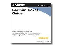 Garmin Travel Guide Europe - Kart - for nüvi 20X, 25X, 26X, 27X, 300, 310, 350, 360, 370, 500, 510, 550; zumo 550, 660