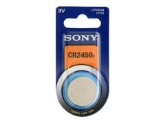 Sony CR-2450B - Batteri CR2450 Li 600 mAh