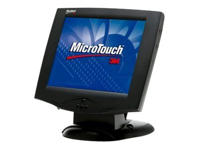 "3M MicroTouch M150 - LCD-skjerm - 15"" (11-81375-225)"