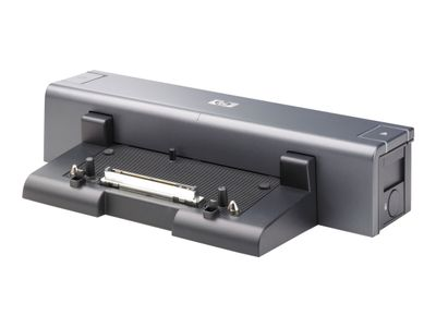 HP Docking Station with Smart Adapter - Dokkingstasjon - for HP 65XX, 67XX, 6910, 8510, 8710; Business Notebook nx6330; Mobile Workstation 8510, 8710 (EN488AA)