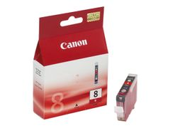 Canon CLI-8R - 13 ml - rød - original - blekkbeholder - for PIXMA Pro9000, Pro9000 Mark II